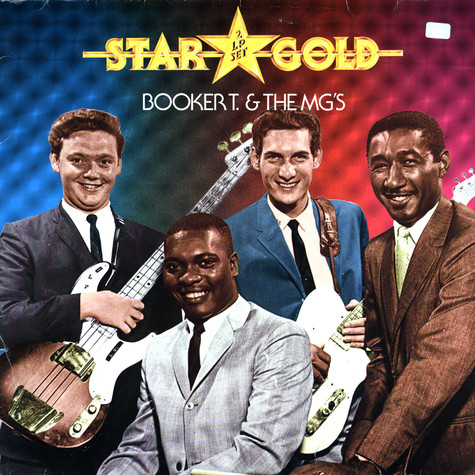 Booker T. & The M.G.'s - Star gold