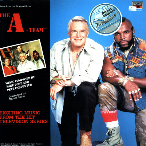 Mike Post & Pete Carpenter - The A-Team