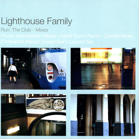 Lighthouse Family - Run: the club