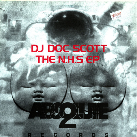 DJ Doc Scott - The n.h.s EP