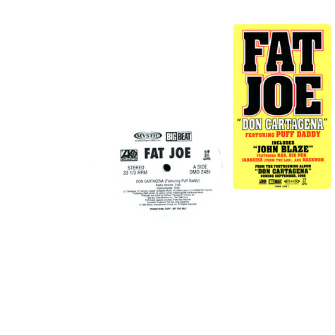 Fat Joe - Don Cartagena feat. Puff Daddy