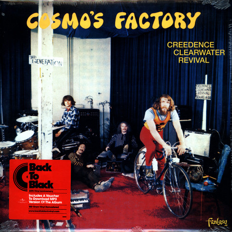 Creedence Clearwater Revival - Cosmos's factory