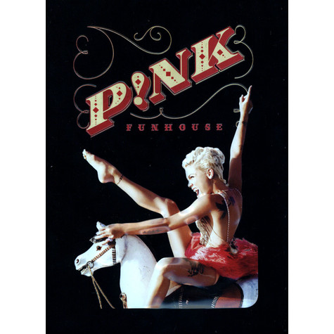 Pink - Funhouse Limited Deluxe Fan Box