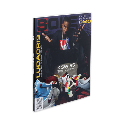 Sole Collector - 2007 - December - Issue 21 - Ludacris issue
