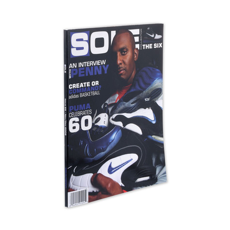 Sole Collector - 2008 - November / December - Issue 25 - The Melo / Penny issue
