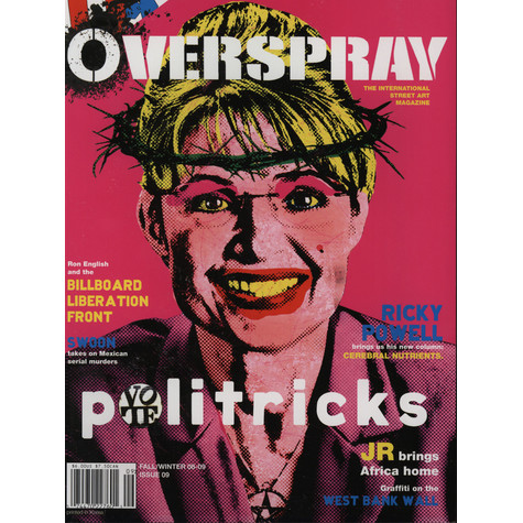 Overspray Mag - 2008 / 2009 - Fall / Winter - Issue 09