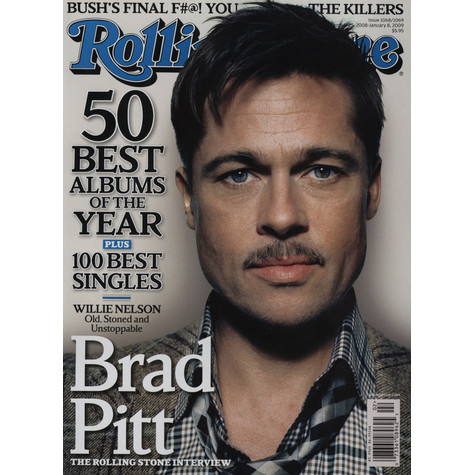 Rolling Stone - 2008 / 2009 - 1068 / 1069  - December / January