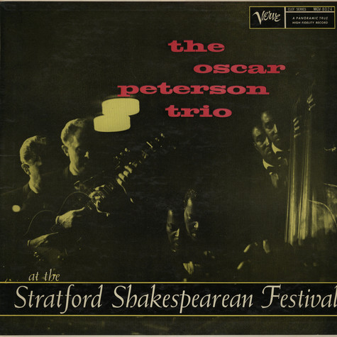Oscar Peterson Trio - At the shakespearean festival