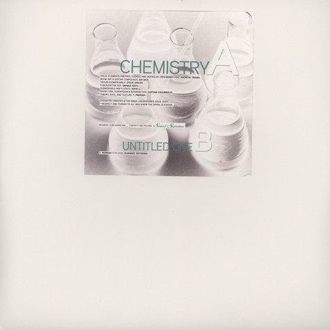 Theo Parrish - Chemistry