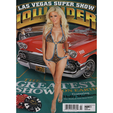 Lowrider Magazine - 2009 - 03 - March