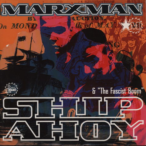Marxman - Ship ahoy remixes