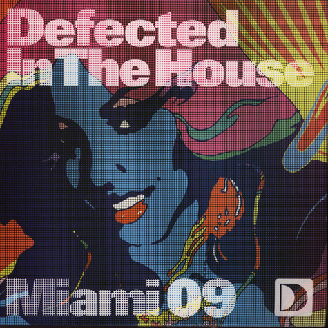 V.A. - Defected in the house - Miami 09 EP 1