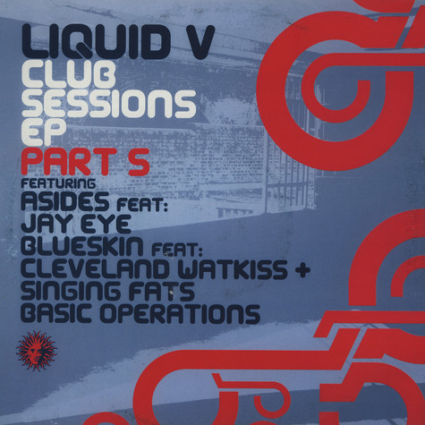 Liquid V - Club sessions EP part 5