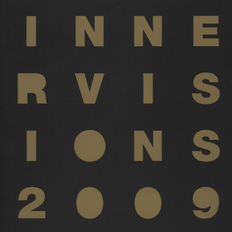 Innervisions presents - Secret weapons EP part 3
