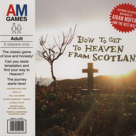 Aidan Moffat of Arab Strap - How to get to heaven from Scotland