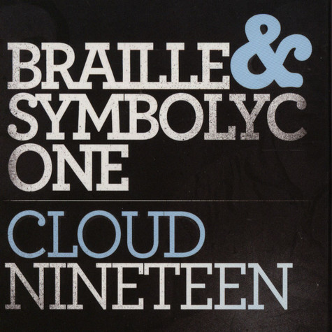Braille of Lightheaded & S1 of Strange Fruit Project - Cloud nineteen
