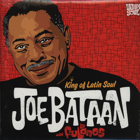 Joe Bataan with Los Fulanos - King of latin soul