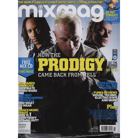 Mixmag - 2009 - 03 - March