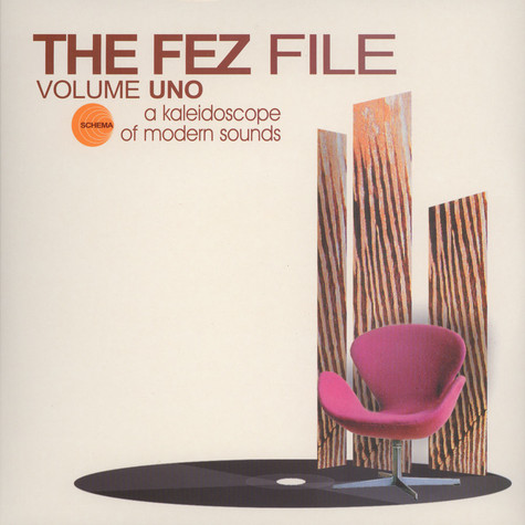 V.A. - The Fez File Vol. 1