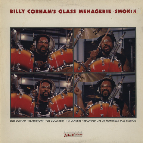 Billy Cobham's Glass Menagerie - Smokin