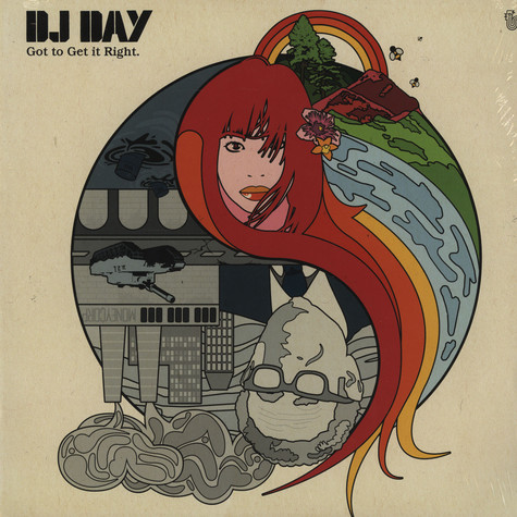 DJ Day - Got to get it right EP