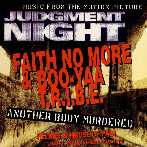 Faith No More & Boo Yaa Tribe - Another body murdered