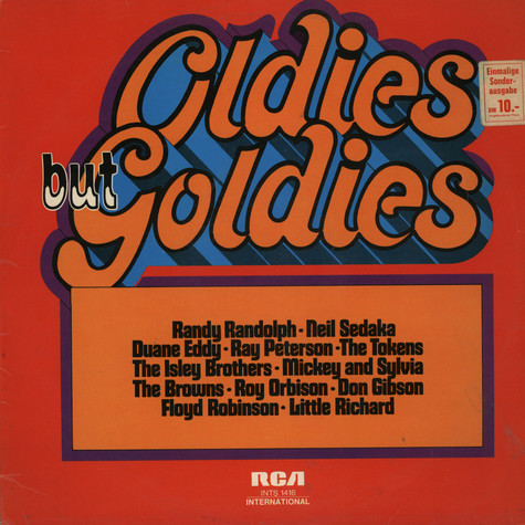 V.A. - Oldies but goldies volume