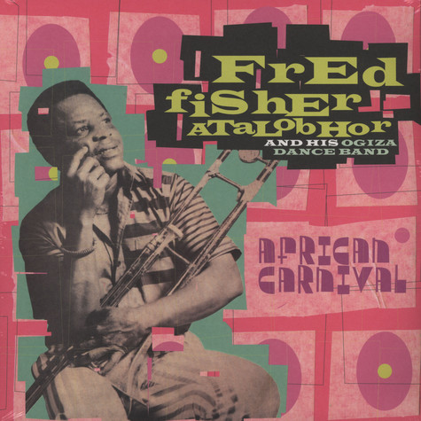 Fred Fisher - African Carnival