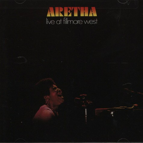 Aretha Franklin - Live At The Fillmore West