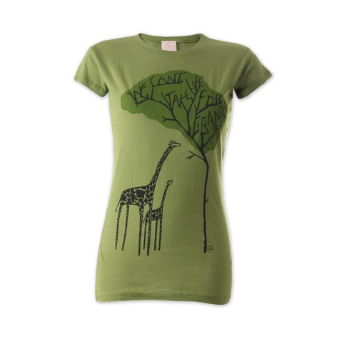 Ubiquity - We cant take life for granted Women T-Shirt