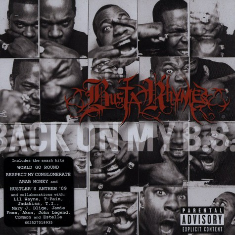 Busta Rhymes - Back on my B.S.