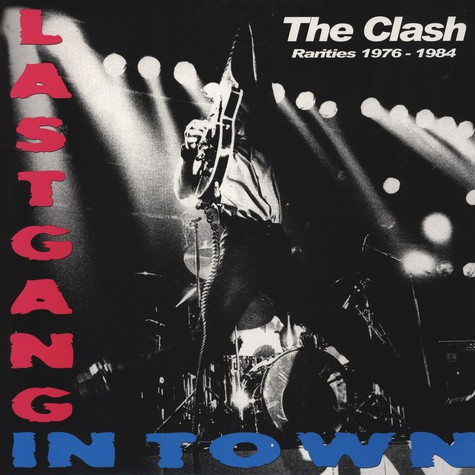 Clash, The - Last Gang In Town