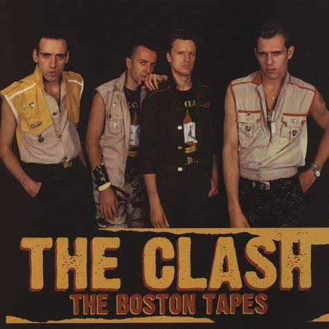 Clash, The - Boston Tapes