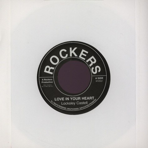 Locksley Castell - Love In Your Heart
