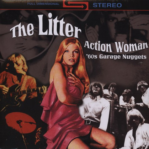 Litter, The - Action Woman