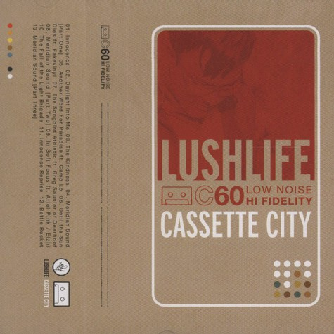 Lushlife - Cassette City