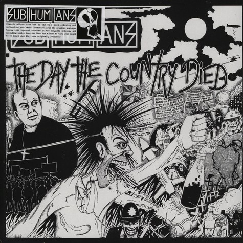 Subhumans - Day The Country Died