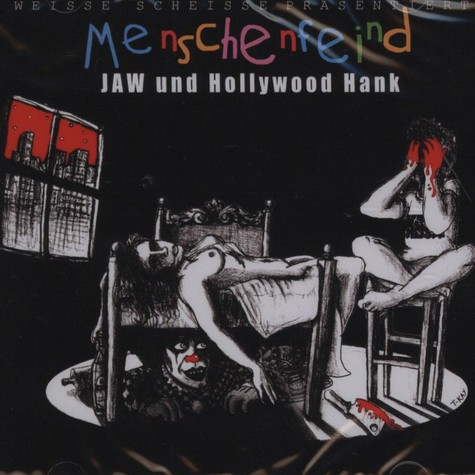 Jaw & Hollywood Hank - Menschenfeind