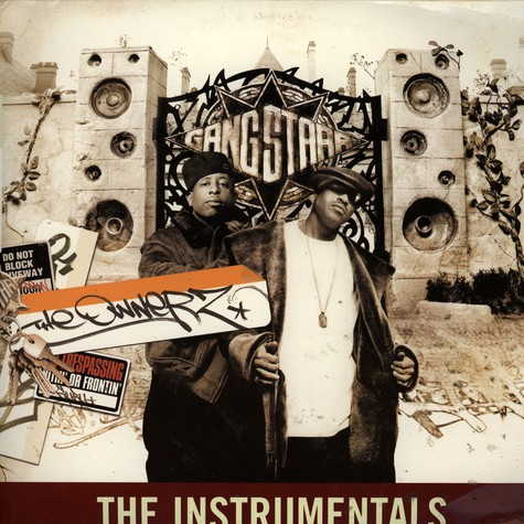 Gang Starr - The Ownerz Instrumentals