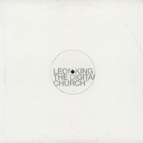Leon King - The Digital Church EP