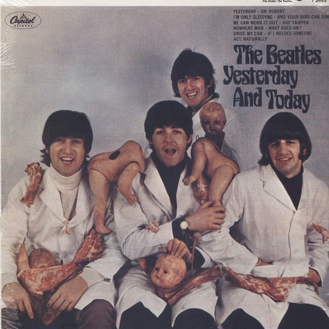 Beatles, The - Yesterday And Today