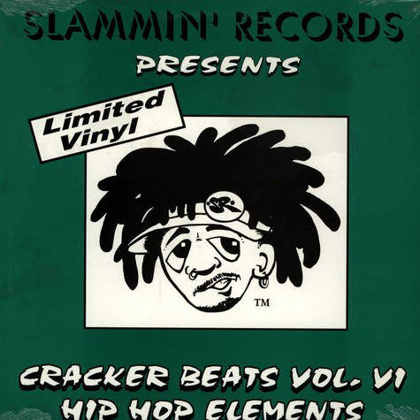 Nubian Crackers - Cracker Beats Vol. 6