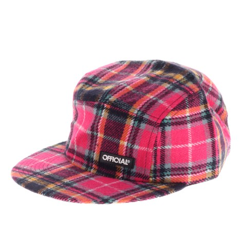 Official - Plaid Camper Hat