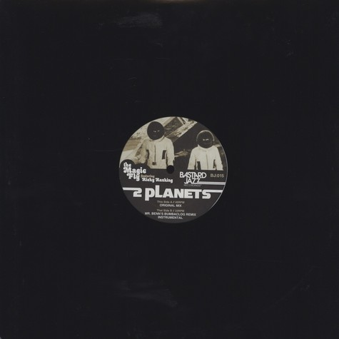 Magic Fly, The - 2 Planets