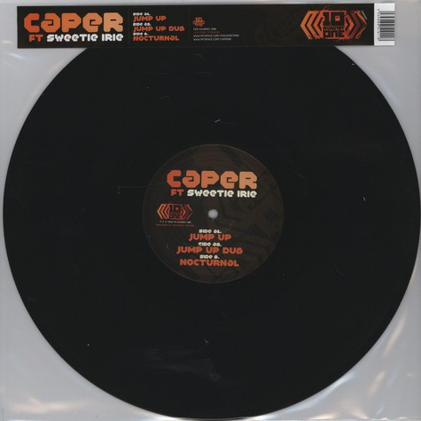 Caper - Jump Up feat. Sweetie Irie