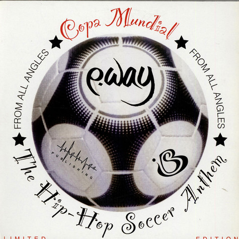 P.Way of Bored Stiff - Copa Mundial