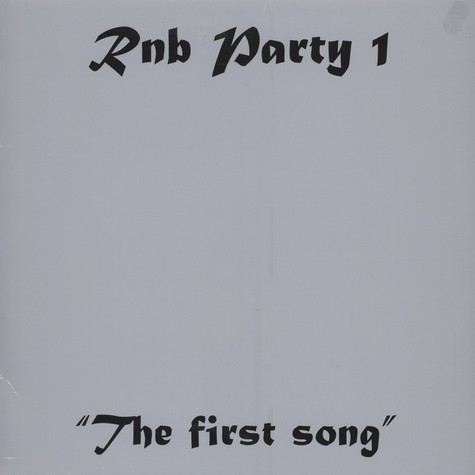 RnB Party  - Volume 1