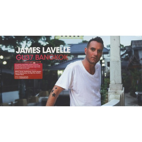 James Lavelle - Bangkok Special Edition