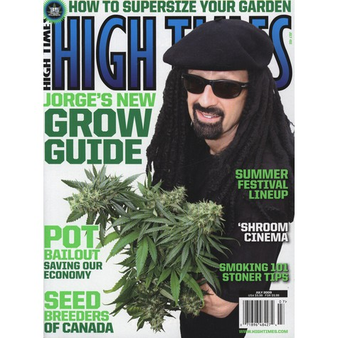 High Times Magazine - 2009 - 07 - July