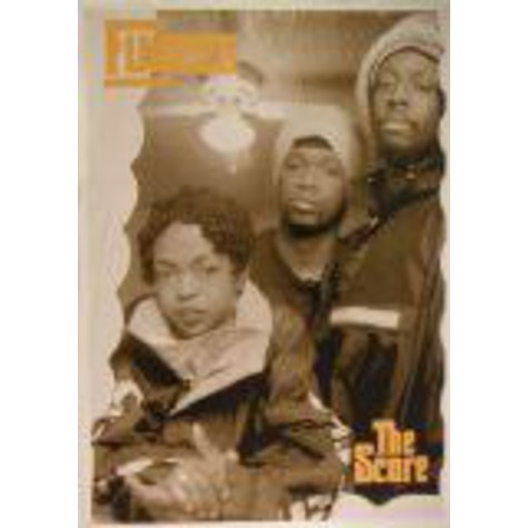 Fugees - The Score Poster